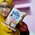 Sedapnya Susu Nestlé MOM & Me. Rasa macam aiskrim vanila.