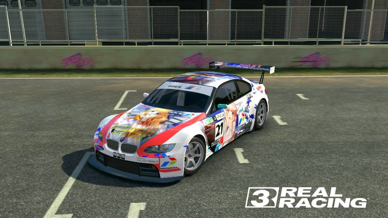 Gambar modifikasi real racing 3