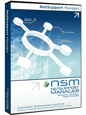 NetSupport Manager box