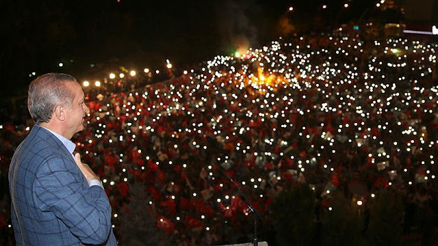 Kemenangan Erdogan, Kemenangan Dunia Islam