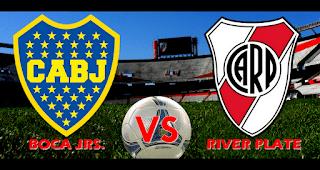 مشاهدة مباراة ريفر بليت وبوكا جونيورز بث مباشر بتاريخ 24-11-2018 كأس الليبرتادوريس