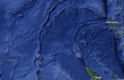 5 Tempat yang di Sensor Oleh Google Map Pacific Sandy Island