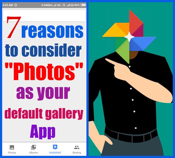6+1 reasons to use Google Photos | tiktoktech