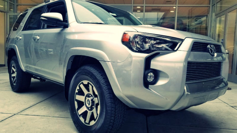 2018 Toyota 4Runner Limited, Sr5 and Spec