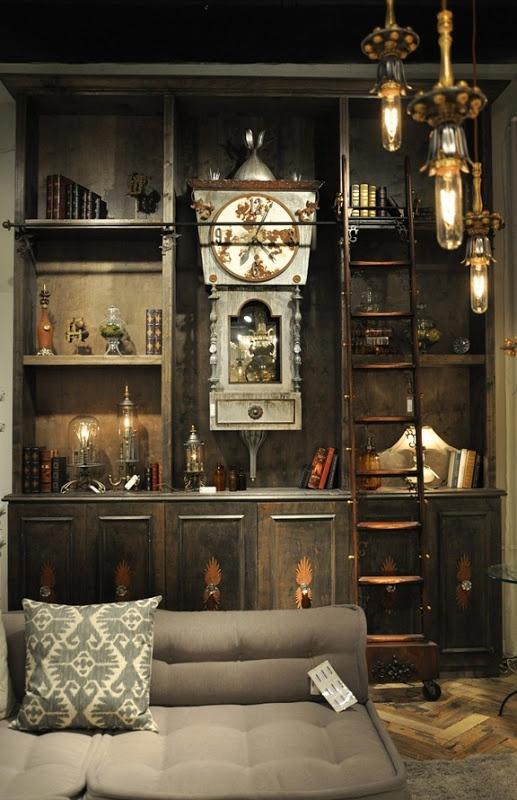 d co cabinet de curiosit dekobook. Black Bedroom Furniture Sets. Home Design Ideas