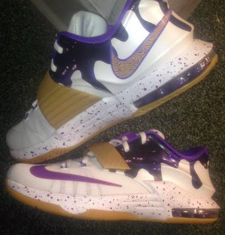 sports shoes cabb5 5bb57 Here is a look via Frizz at the Nike KD 7 GS
