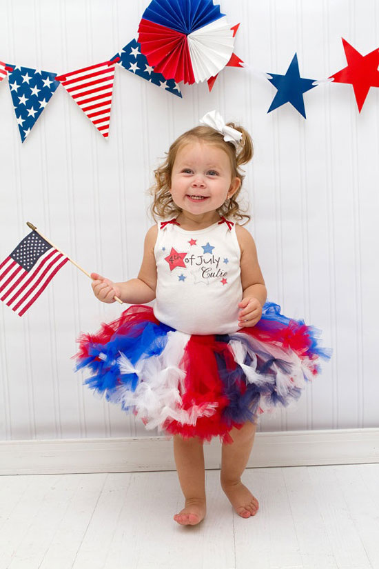 4th of July Outfits For Kids