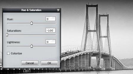 Edit Foto Hitam Putih Dengan Pixlr Editor