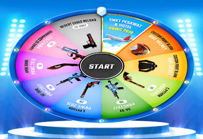 Event Terbaru Point Blank Lucky Roulette April 100 % Work