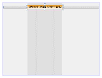 7 - Tutorial 4 Pemrograman Java Netbeans  – Disain Form Dengan Tombol Hapus Dan Tombol Keluar