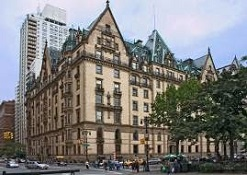 Central Park Rickshaw Tours - The Dakota Building