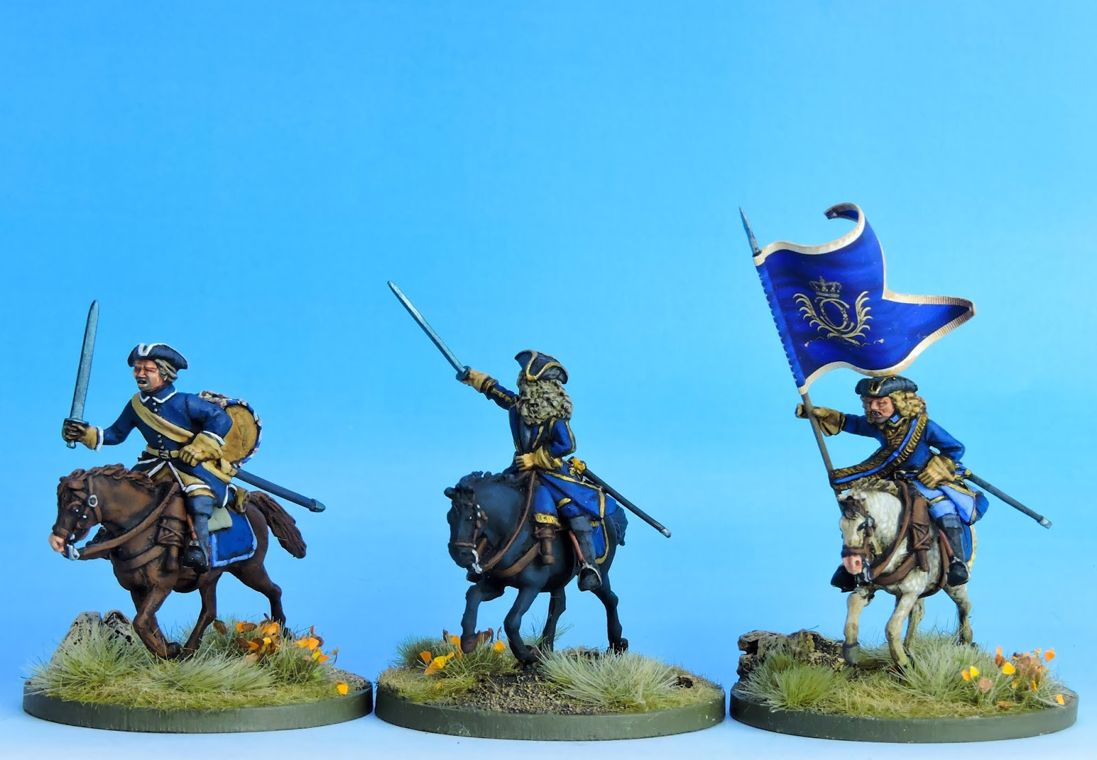 Warfare\'s Old and New Swedish Cavalry - All explained! | The League ...