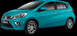Daihatsu Sirion Terbaru 2018