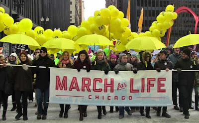 Chicago March for Life 2018