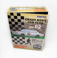 Tomica Limited Vintage Crazy Ken's Car Club Vol. 02