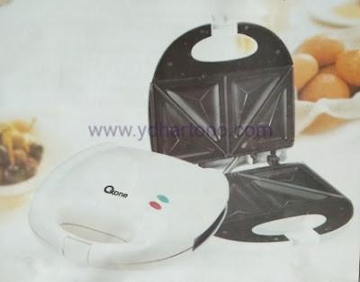 Cara Menggunakan Sandwich Toaster Oxone OX-835