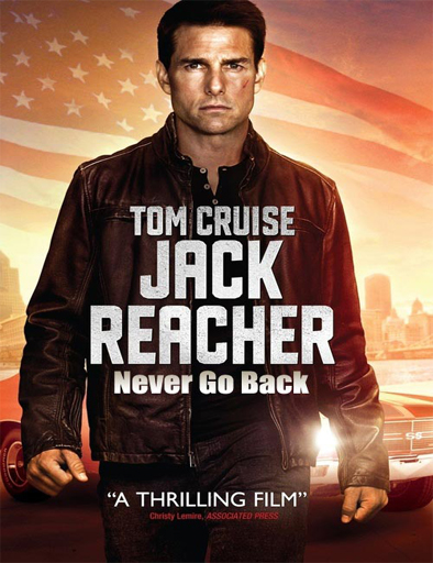 Jack Reacher: Sin Regreso pelicula online