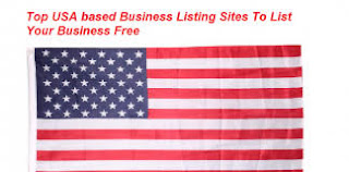 Top Ten and Top free Local Business listing websites of United States of America ( USA) (top citation sources)