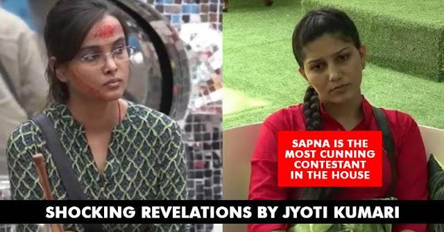jyoti kumari - Sapna | BigBoss11 | BigBoss
