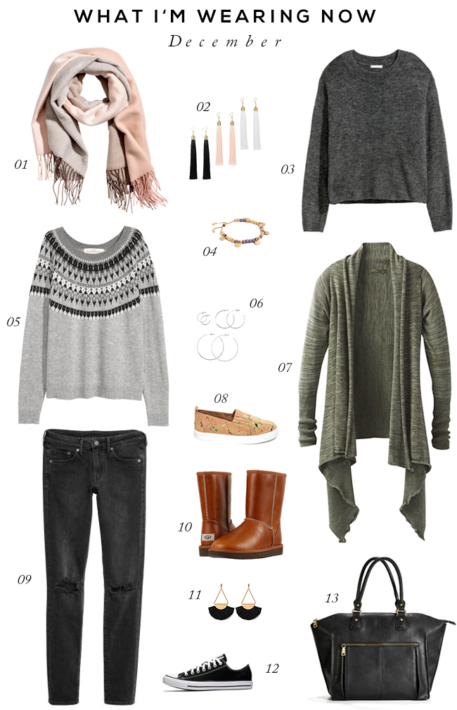 Casual Winter Style Staples