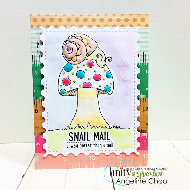 ScrappyScrappy: [NEW VIDEO] 9th Birthday Celebration with Unity Stamp #scrappyscrappy #unitystampco #card #cardmaking #youtube #quicktipvideo #video #papercraft #craft #crafting #stamp #stamping #nuvodrop #tonicstudio #nuvojeweldrop #snailmail #happymail #cratepaper #enameldot #stainedglass