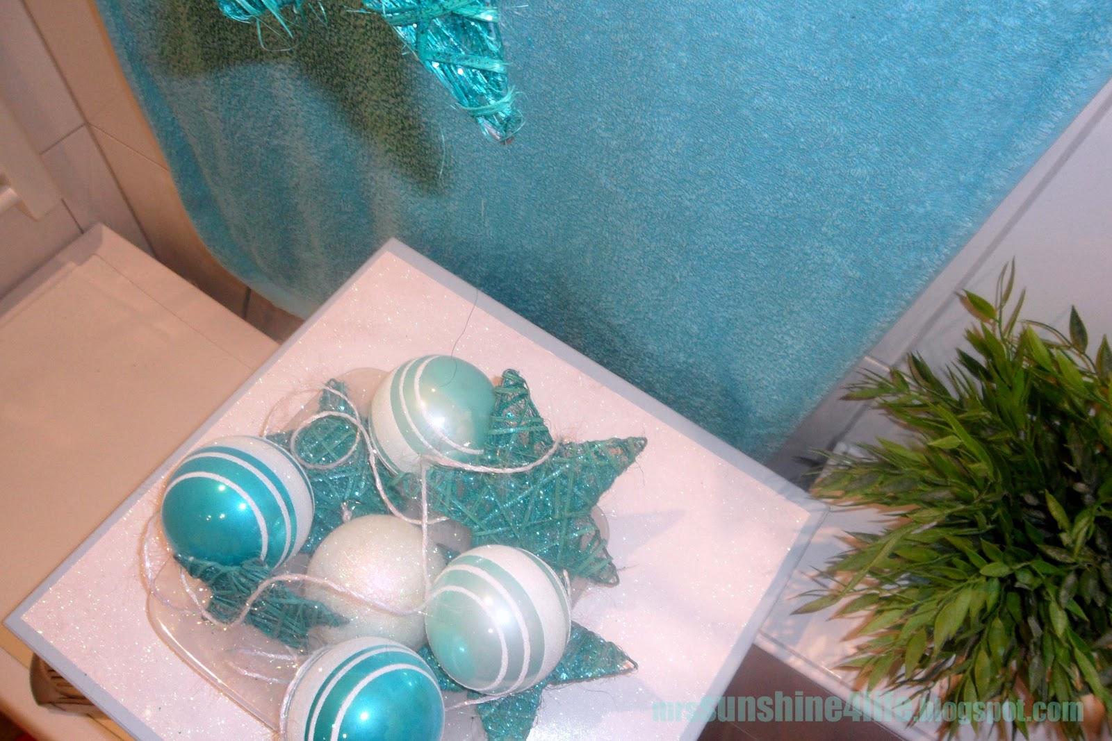 Badezimmer Blau Wohnzimmer Turkis Braun Und Weiss