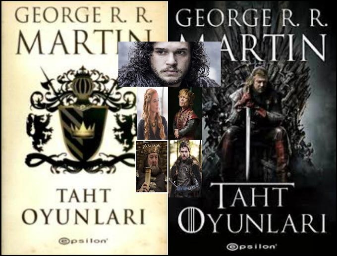 Taht Oyunları (Game of Thrones) kitap yorumu
