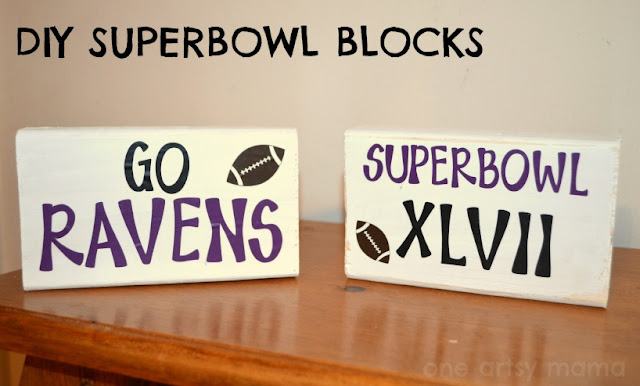 Super Bowl Blocks, Baltimore Ravens, Superbowl Champions