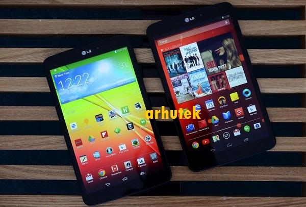 Harga Tablet LG terbaru