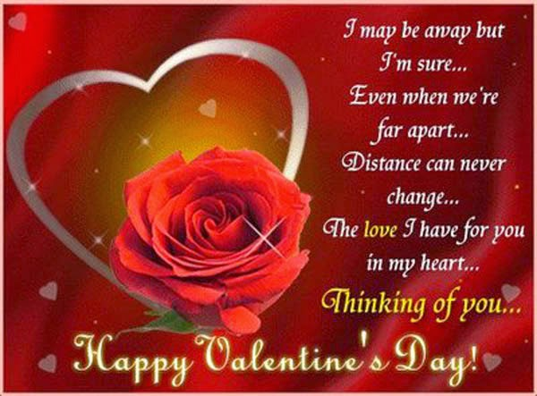 Romantic Valentines Day Love Quote