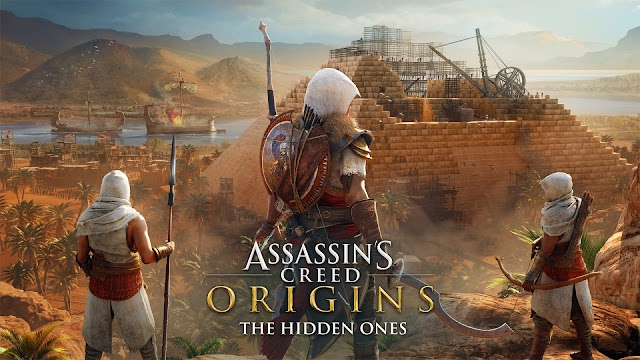 Tech Boy plays Assassin's Creed Origins P2