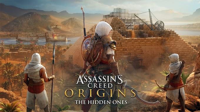 Tech Boy plays Assassin's Creed Origins P2