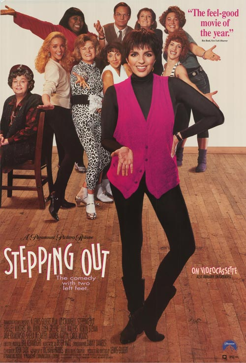 Stepping Out 1991 Tvrip