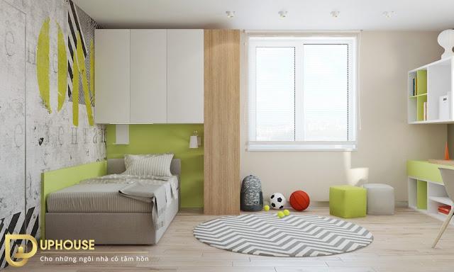 Phòng ngủ cho bé B-20