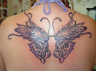 tatto feminina