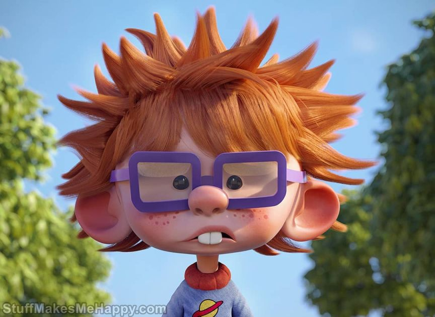 9. Chuckie Finster, Oh, those kids!