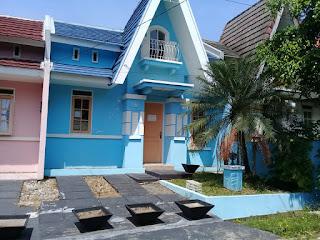 Rp.26.5 Jt / 1 Thn Disewakan Rumah Baru Renovasi Di Victoria Sentul City ( CODE : 254 )