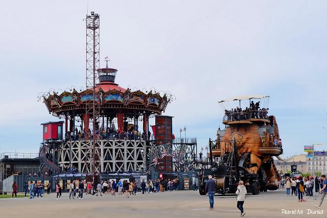 Les Machines de l'Île