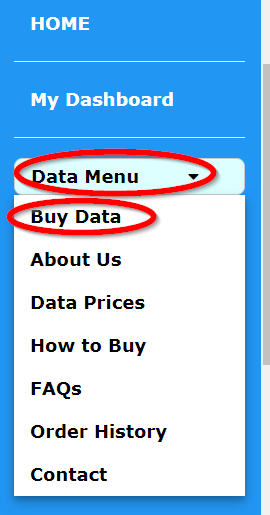 site to buy cheap data