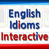 English Idioms Interactive app