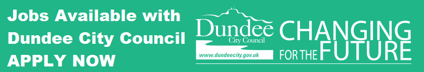 Jobs available with Dundee City Council - Apply Now