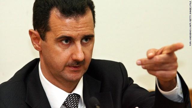 Diktator Suriah, Bashar Al Assad Dikabarkan Stroke