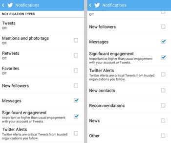 Cara Menonaktifkan Notifikasi Aplikasi WhatsApp Facebook SnapChat Dan Twitter Di Smartphone Untuk Mengurangi Kecanduan Media Sosial