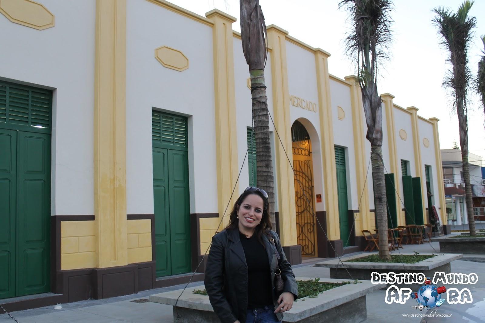 1b59277b9 No fim de semana que estivemos em Balneário Camboriú aproveitamos para dar  uma voltinha em Itajaí, cidade limítrofe. E um dos lugares que nos chamou a  ...