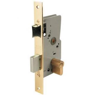 Cómo instalar una cerradura de embutir marca TESA