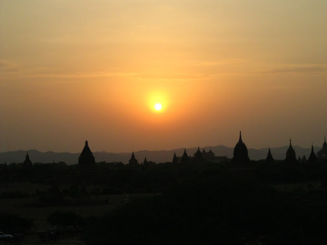 Myanmar : The Land of Many Pagodas