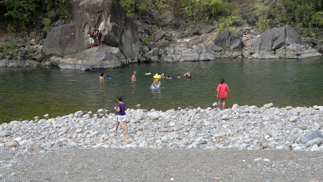 Swimming Area Pacalat Dam