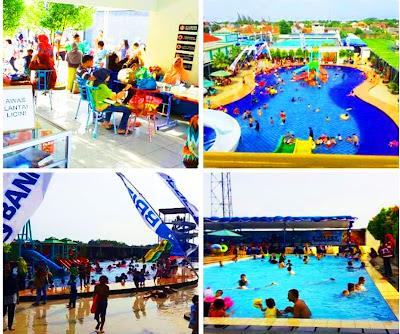 Aquatics Pool and Park Jombang, Kolam Renang Skala Internasional
