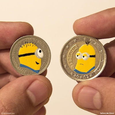 Coin portrait