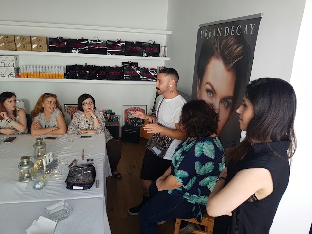 6º Beauty Breakfast Madrid belleza evento urban decay